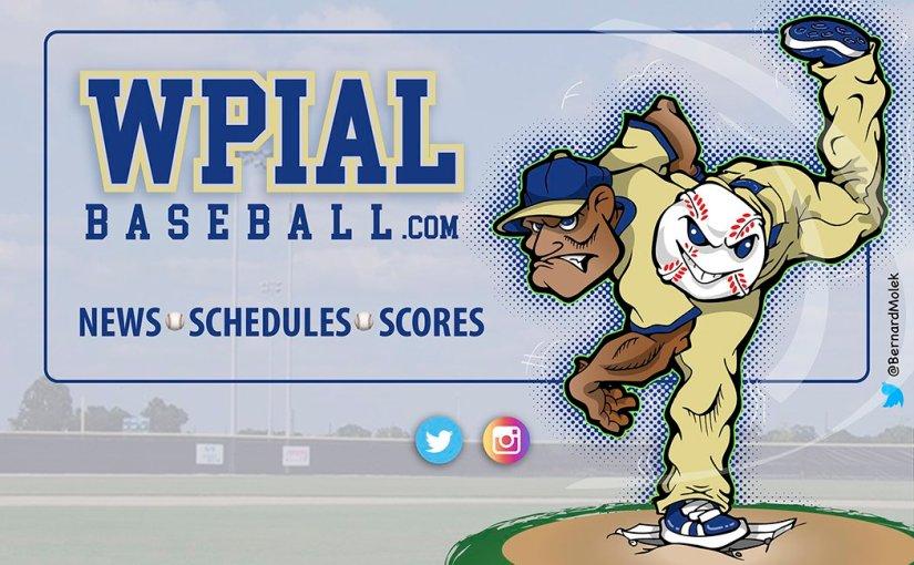 WPIAL Baseball Power Rankings –4/28